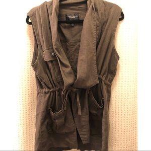 Sanctuary Jackets & Coats - Sanctuary tie waist Cargo Vest
